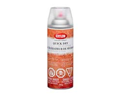 Above ground art supplies krylon quick dry for oil paint for Fast drying craft paint