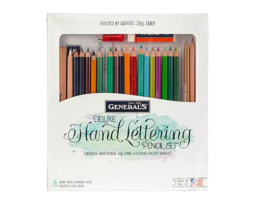 above ground art supplies general pencil deluxe hand lettering